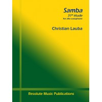 Samba (Etude 31)
